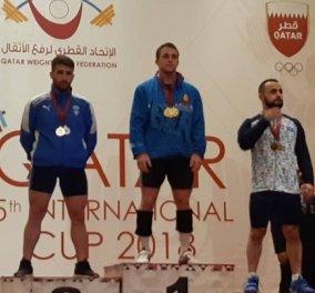 Good News: Τρία μετάλλια και δύο Πανελλήνια ρεκόρ στο 5ο Παγκόσμιο Κύπελλο Άρσης Βαρών - Κυρίως Φωτογραφία - Gallery - Video