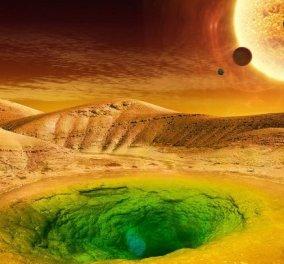 Τα παράξενα του κόσμου - 7 εξωπλανήτες που ανακαλύφθηκαν το 2018 - Κυρίως Φωτογραφία - Gallery - Video