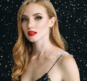 Το λαμπερό μακιγιάζ που πρέπει να υιοθετήσετε αυτά τα Χριστούγεννα – Το Pinterest μας παρουσιάζει υπέροχες ιδέες! - Κυρίως Φωτογραφία - Gallery - Video