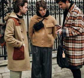 Men's Street Style 2019: Υπέροχα ανδρικά σύνολα που ξεχώρισαν την εβδομάδα μόδας στο Λονδίνο - Φώτο  - Κυρίως Φωτογραφία - Gallery - Video