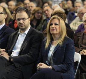 Η Γεννηματά διαγράφει το Θεοχαρόπουλο για το «Nαι» στη συμφωνία των Πρεσπών - Κυρίως Φωτογραφία - Gallery - Video