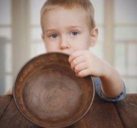 ΗΠΑ: Άφησαν το παιδί τους να πεθάνει από την πείνα για τιμωρία - Κυρίως Φωτογραφία - Gallery - Video