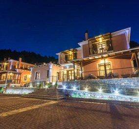 Ilaeira Mountain Resort: Πολυτελείς σουίτες, ιδιωτικές κατοικίες ή βίλες & εξαιρετική τοπική κουζίνα σε μία κατάφυτη από έλατα πλαγιά του Ταϋγέτου  - Κυρίως Φωτογραφία - Gallery - Video