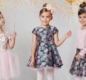 Made in Greece η Mini Raxevsky: Τα πιο στυλάτα παιδικά ρούχα του χειμώνα με ιστορία από το 1989 – Ταξιδεύουν σε Ευρώπη, Μεξικό, Ηνωμένα Αραβικά Εμιράτα…  - Κυρίως Φωτογραφία - Gallery - Video