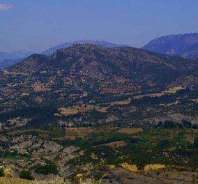 Τοπόλιανα: Ο παραδοσιακός οικισμός της Ευρυτανίας πανέμορφος από ψηλά - Βίντεο - Κυρίως Φωτογραφία - Gallery - Video