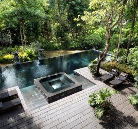 """Θαύματα αρχιτεκτονικής: Πέντε υπέροχα ξενοδοχεία """"κρυμμένα"""" στη ζούγκλα της Ασίας (φώτο) - Κυρίως Φωτογραφία - Gallery - Video"""