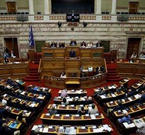 Συμφωνία Πρεσπών: Ψηφοφορία στην Βουλή την Πέμπτη - Θα καθυστερήσει αν καταθέσει πρόταση μομφής η ΝΔ - Κυρίως Φωτογραφία - Gallery - Video