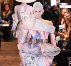 36 φωτογραφίες από την επίδειξη του Balmain για την άνοιξη 2019 Couture Collection - Να γιατί τρελαίνονται οι διάσημες μαζί του - Κυρίως Φωτογραφία - Gallery - Video