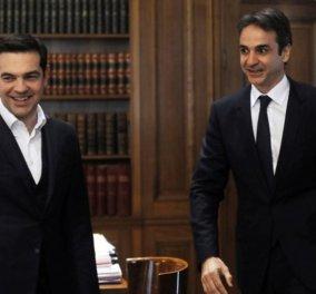 Αλέξης Παπαχελάς: «Η Ελλάδα σε 2 χρόνια θα έχει Τσίπρα στην Αντιπολίτευση ίδιο με πριν από το 2015 και Συμπολίτευση που δεν θα σπάσει αυγά;» - Κυρίως Φωτογραφία - Gallery - Video