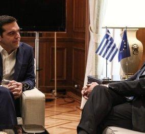 Ο Πιερ Μοσκοβισί στην Αθήνα σήμερα: Θα δει τον πρωθυπουργό - Το μήνυμά του είναι να συνεχιστούν οι μεταρρυθμίσεις - Κυρίως Φωτογραφία - Gallery - Video