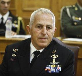 """Αποστολάκης: """"Ως στρατιώτης υπηρετώ την πατρίδα και έχω μάθει να μην αποφεύγω το καθήκον"""" - Κυρίως Φωτογραφία - Gallery - Video"""