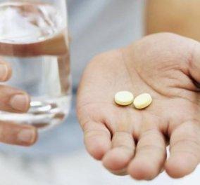 Ασπιρίνη: «Δίκοπο μαχαίρι» -  Οι κίνδυνοι από την προληπτική λήψη της - Κυρίως Φωτογραφία - Gallery - Video