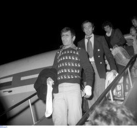 Η ηγετική μορφή της ΑΕΚ, Μίμης Παπαϊωάννου στους «Θρύλους των γηπέδων», στο COSMOTE HISTORY HD  - Κυρίως Φωτογραφία - Gallery - Video