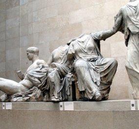 """Διευθυντής βρετανικού μουσείου: """"Τα μάρμαρα του Παρθενώνα δεν ανήκουν στην Ελλάδα  - Δεν τα επιστρέφουμε"""" - Τι απαντά η υπουργός πολιτισμού  - Κυρίως Φωτογραφία - Gallery - Video"""