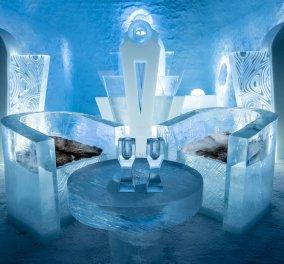 Ice Hotel: Το πιο παγωμένο ξενοδοχείο άνοιξε τις πύλες του στη Σουηδία για το  2019 – Δείτε υπέροχες φωτό - Κυρίως Φωτογραφία - Gallery - Video
