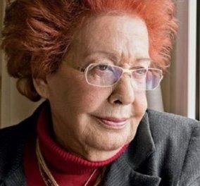 Έφυγε από τη ζωή η δημοσιογράφος Κική Σεγδίτσα - Κυρίως Φωτογραφία - Gallery - Video