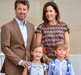 Vintage: Γενέθλια σήμερα για τα δίδυμα παιδιά της Πριγκίπισσας Μαίρης της Δανίας – Δείτε την βάπτισή τους το 2011 - Κυρίως Φωτογραφία - Gallery - Video