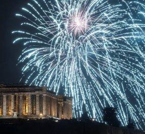 Έτσι υποδέχτηκαν το νέο έτος στις χώρες του κόσμου – Πυροτεχνήματα, γέλια & χαρές (φωτό & βίντεο) - Κυρίως Φωτογραφία - Gallery - Video