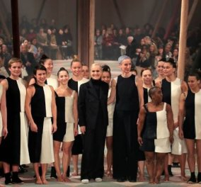 Dior Haute Couture 2019: Μια επίδειξη μόδας από κλόουν και ακροβάτες σε ένα high fashion τσίρκο (φωτό) - Κυρίως Φωτογραφία - Gallery - Video