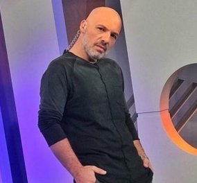 Νίκος Μουτσινάς: Ντύθηκε μπαλαρίνα και χόρεψε στον αέρα της εκπομπής του (βίντεο) - Κυρίως Φωτογραφία - Gallery - Video