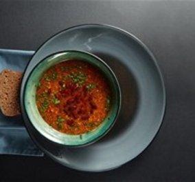 Ο Δημήτρης Σκαρμούτσος μας ανοίγει την όρεξη: Πικάντικες φακές με κόκκινα φασόλια και μουστάρδα με μέλι - Κυρίως Φωτογραφία - Gallery - Video