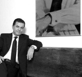 Made in Greece τα ρούχα της Oxford Company & ο Γιώργος Τσιόλιας: Από φαρμακοποιός leader στο ανδρικό πουκάμισο  - Κυρίως Φωτογραφία - Gallery - Video