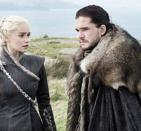 Υπέροχες φωτογραφίες από τα backstage του Game of Thrones - Θα σας ενθουσιάσουν - Κυρίως Φωτογραφία - Gallery - Video