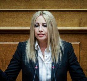 """Φώφη Γεννηματά: """"Go back κύριε Τσίπρα - Η κυβέρνηση λειτούργησε ως υπηρέτης ξένων συμφερόντων"""" - Κυρίως Φωτογραφία - Gallery - Video"""