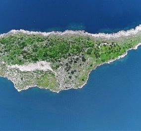 Όχι, δεν είναι η Κύπρος από ψηλά, αλλά το Γλαρονήσι - Πού βρίσκεται η «δίδυμη» γη της Μεγαλονήσου (Βίντεο) - Κυρίως Φωτογραφία - Gallery - Video