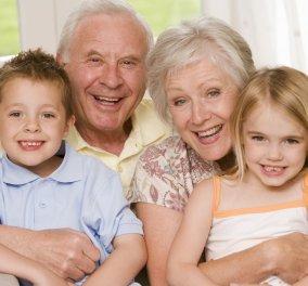 Πώς να μάθεις στα παιδιά να σέβονται τους παππούδες τους;  - Κυρίως Φωτογραφία - Gallery - Video