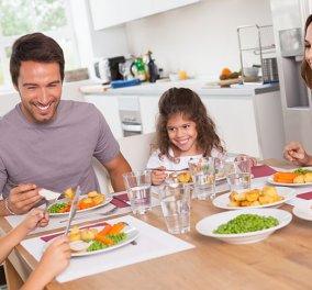 Για ποιους λόγους είναι σημαντικό να τρώμε όλοι μαζί;  - Κυρίως Φωτογραφία - Gallery - Video