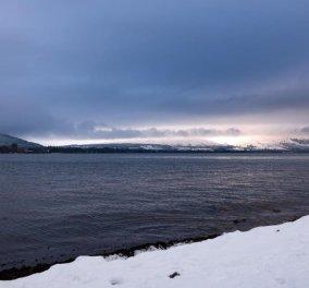 Βίντεο: Έτσι φαίνεται μια χιονοθύελλα μέσα από τη θάλασσα - Ένας ναυτικός κατέγραψε συγκλονιστικές εικόνες - Κυρίως Φωτογραφία - Gallery - Video