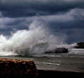 Ο Σάκης Αρναούτογλου προειδοποιεί: «Έρχονται πλημμύρες το επόμενο τετραήμερο» (Χάρτης) - Κυρίως Φωτογραφία - Gallery - Video