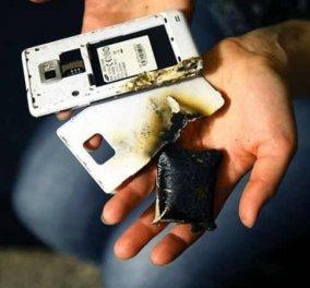 Χανιά: Κινητό εξερράγη μέσα στην τσέπη ενός μαθητή - Κυρίως Φωτογραφία - Gallery - Video