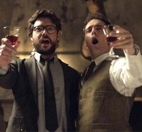 «La Casa De Papel»: Έγινε χαμός στη Φλωρεντία - Άρχισαν τα γυρίσματα του τρίτου κύκλου (Βίντεο) - Κυρίως Φωτογραφία - Gallery - Video