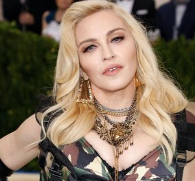 Η απάντηση της Μαντόνα μετά το σάλο για τα οπίσθια της (φωτό) - Κυρίως Φωτογραφία - Gallery - Video