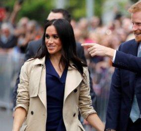 Να γιατί η Μέγκαν Μάρκλ και ο Πρίγκιπας Χάρι δεν θα γιορτάσουν μαζί την ημέρα του Αγίου Βαλεντίνου - Κυρίως Φωτογραφία - Gallery - Video