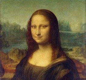 Ό,τι ξέραμε για τη Μόνα Λίζα του Λεονάρντο Ντα Βίντσι, αλλάζει: Ποιον μύθο καταρρίπτει επιστημονική έρευνα - Κυρίως Φωτογραφία - Gallery - Video