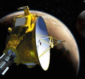 Ιστορική Πρωτοχρονιά: Το New Horizons της NASA πέταξε πάνω από το Ultima Thule, το πιο μακρινό ουράνιο σώμα - Κυρίως Φωτογραφία - Gallery - Video