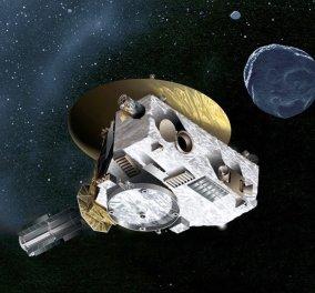 New Horizons: Φωτογράφισε την Έσχατη Θούλη, το πιο μακρινό σώμα που έχει επισκεφθεί ποτέ διαστημοσυσκευή (φωτό) - Κυρίως Φωτογραφία - Gallery - Video
