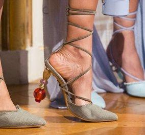 Άνοιξη / Καλοκαίρι 2019: Τα πιο μοντέρνα & εντυπωσιακά παπούτσια για φέτος - Φώτο   - Κυρίως Φωτογραφία - Gallery - Video