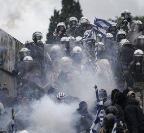 ΝΔ για χημικά & επεισόδια στο συλλαλητήριο: Να παραιτηθούν Γεροβασίλη και Παπακώστα - Κυρίως Φωτογραφία - Gallery - Video