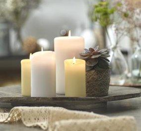 Έπεσε κερί στα έπιπλα ή στο χαλί; Ο Σπύρος Σούλης μας δείχνει πως να το αφαιρέσουμε!  - Κυρίως Φωτογραφία - Gallery - Video