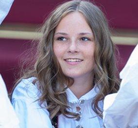 Γενέθλια για την Ίνγκριντ Αλεξάνδρα της Νορβηγίας – Κλείνει τα 15! (φωτό)  - Κυρίως Φωτογραφία - Gallery - Video