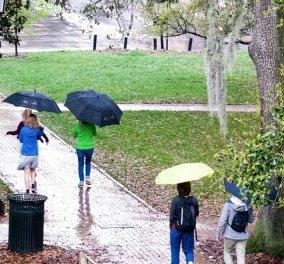 Καιρός: Συννεφιά και βροχές σήμερα Σάββατο - Που αναμένονται καταιγίδες - Κυρίως Φωτογραφία - Gallery - Video