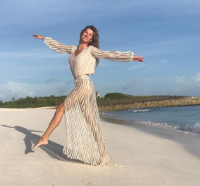 H Gisele στροφάρει μαγικά στην παραλία & υποδέχεται το 2019 με σοφές κουβέντες - follow her (βίντεο) - Κυρίως Φωτογραφία - Gallery - Video