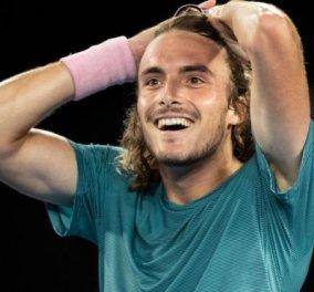 Ο Στέφανος Τσιτσιπάς κατακτά ως «Μέγας Αλέξανδρος του τένις» - Τρελάθηκαν οι Έλληνες στις κερκίδες της Rod Laver (Βίντεο) - Κυρίως Φωτογραφία - Gallery - Video