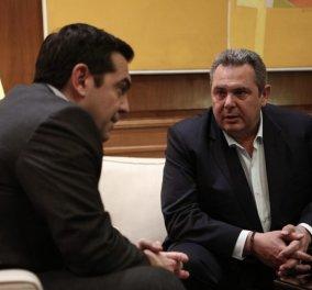 Αναβάλλεται η συνάντηση Τσίπρα - Καμμένου - Κυρίως Φωτογραφία - Gallery - Video