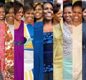 Η Μισέλ Ομπάμα έγινε 55 χρονών - Της αφιερώνουμε ένα δικό μας 10 years challenge με φωτό & βίντεο - Κυρίως Φωτογραφία - Gallery - Video