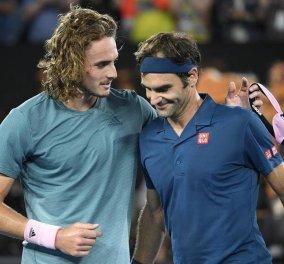 """Βίντεο: Η συνέντευξη του Federer: """"Έχασα από έναν καλύτερο παίκτη"""" - Κυρίως Φωτογραφία - Gallery - Video"""